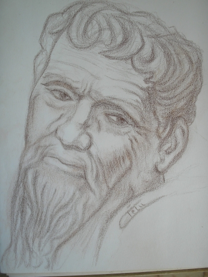Michelangelo by carl